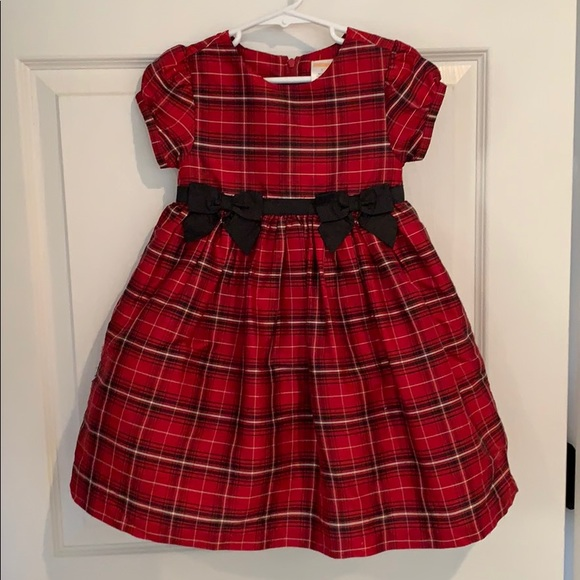 Gymboree Other - Girls holiday dress